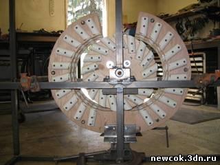 Двигатели на постоянных магнитах своими руками